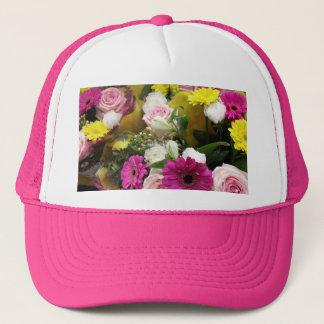 Floral Blooms Trucker Hat
