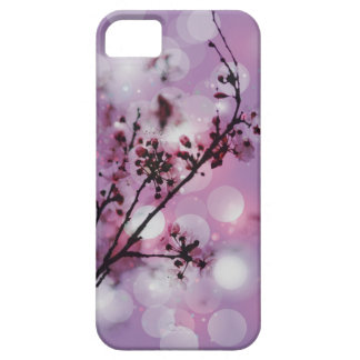 Floral blossom spring sparkle pattern iPhone5 case iPhone 5 Covers