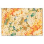 Floral Blossoms Pattern Tissue Paper