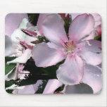 Floral Blush Mouse Pad