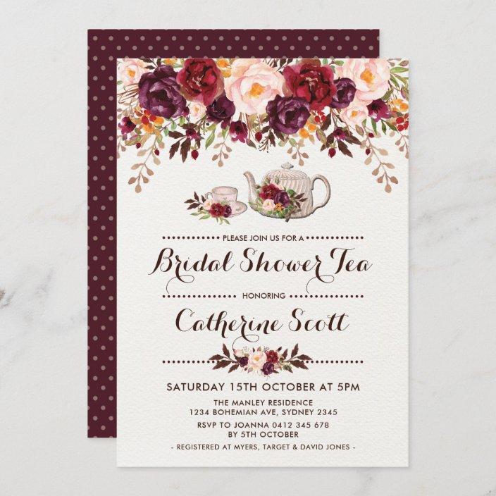 Boho Blush Flower #BSI/_2 Boho Bridal Shower Invitation Bohemian Invitation Modern Editable Template Floral and Gold DIY Bridal Invite
