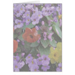 Floral Bouquet- Greeting Card