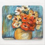 Floral Bouquet Mouse Pad