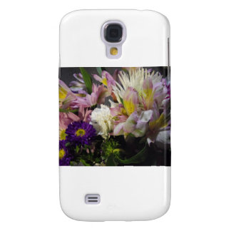Floral Bouquet Samsung Galaxy S4 Cover