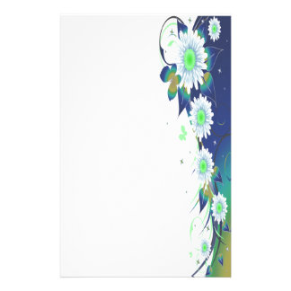 Floral Bouquet Stationery