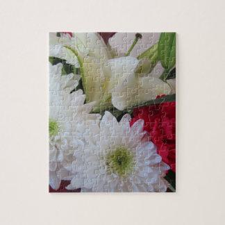 Floral Bouquet-Variety Puzzle