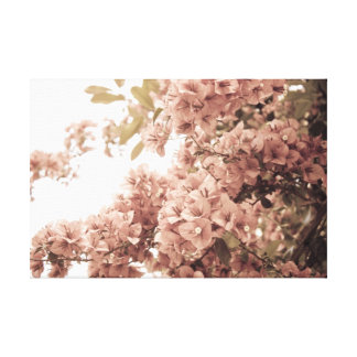 Floral Branches Canvas Print