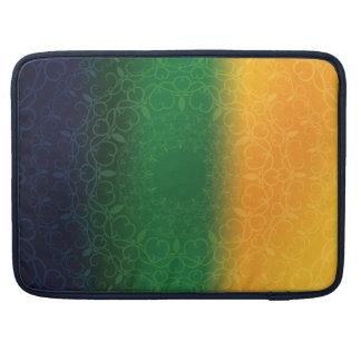 Floral Brazil Design MacBook Pro Sleeve