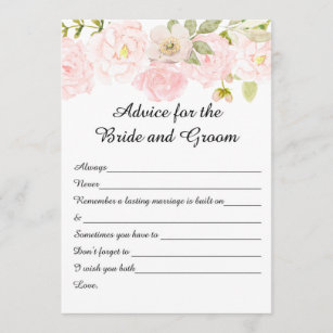Advice For Bride And Groom Gifts On Zazzle
