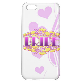 floral bride wedding shower bridal party fun cover for iPhone 5C
