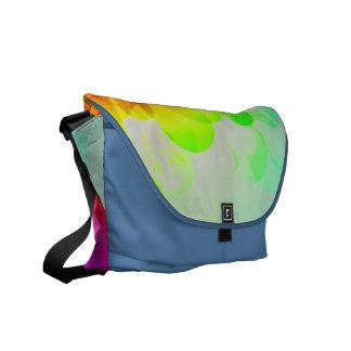Floral Bright elegant bold and stylish Messenger Bag