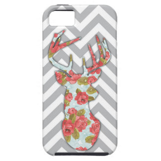 Floral Buck iPhone Case