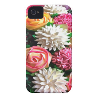 Floral Buffet iPhone 4 Case