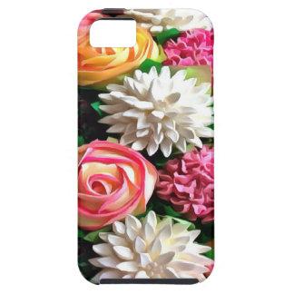 Floral Buffet iPhone SE/5/5s Case