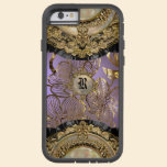 Floral Burst Viva Monogram Tough Xtreme iPhone 6 Case