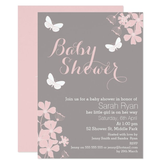 baby shower invitations  custom baby shower invites  zazzle, Baby shower