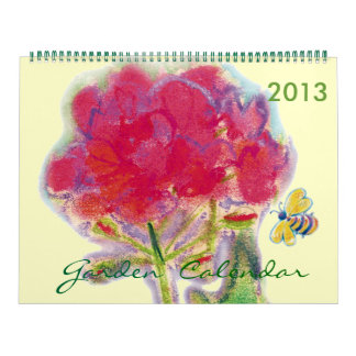 Floral calendar 2013