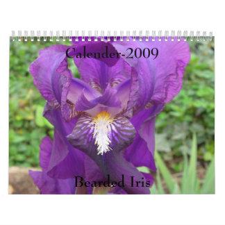 Floral Calender-2009 Calendar