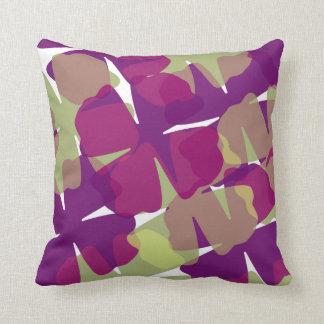 Floral Camo American MoJo Pillow