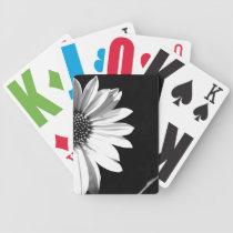 floral card deck
