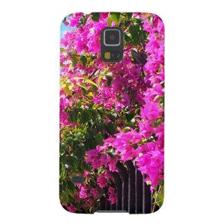 Floral Cascade Case For Galaxy S5
