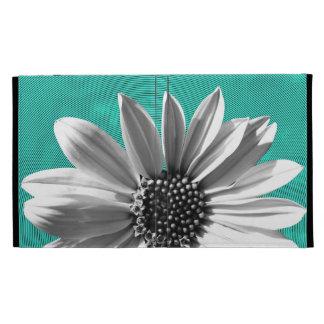 floral iPad folio case