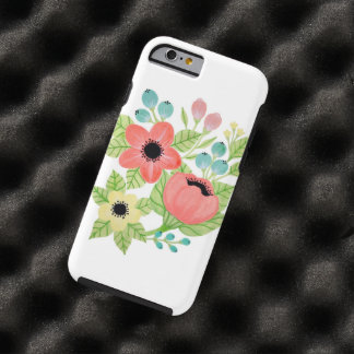 Floral Case iPhone 6 Case