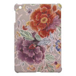 Floral checoslovaco del vintage iPad mini cárcasas