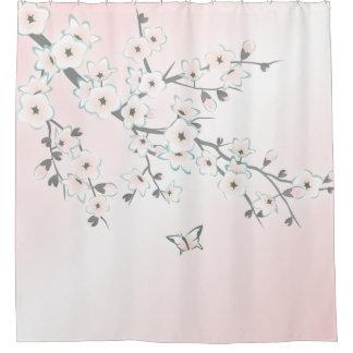 blush pink shower curtains zazzle