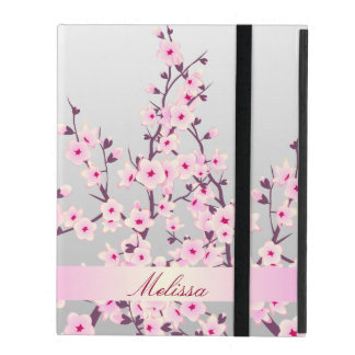 Floral Cherry Blossoms iPad 2/3/4 Case iPad Cover