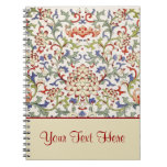Floral Chinese pattern Notebook