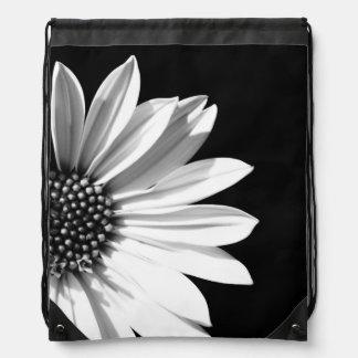 floral cinch bag