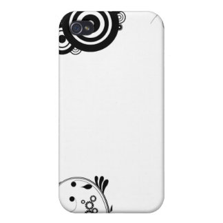 floral circle cases for iPhone 4