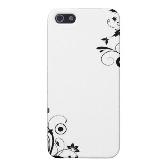 floral circle covers for iPhone 5