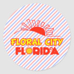 Floral City, Florida Stickers