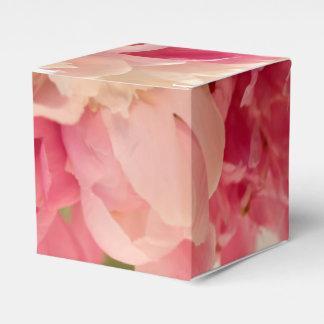 Floral Classic 2x2 Favor Box