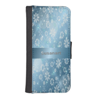 Floral Classic iPhone 5 Wallet Case