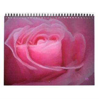 Floral Closeup Calendars