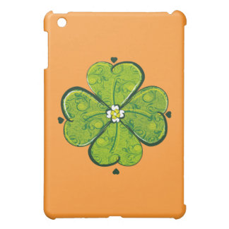 Floral clover case for the iPad mini