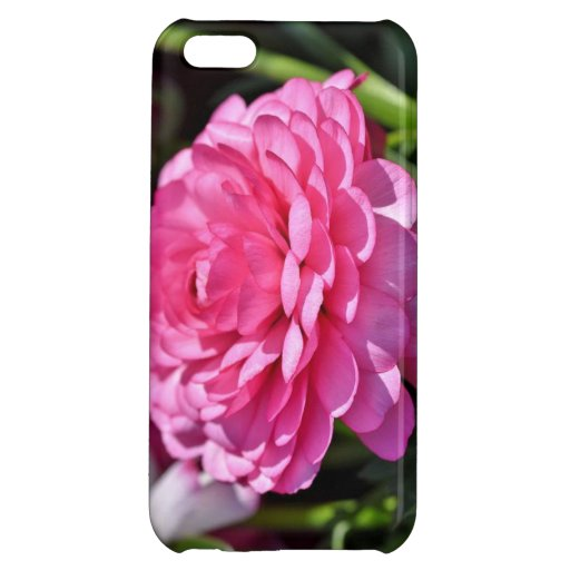 FLORAL COCK CASE FOR iPhone 5C