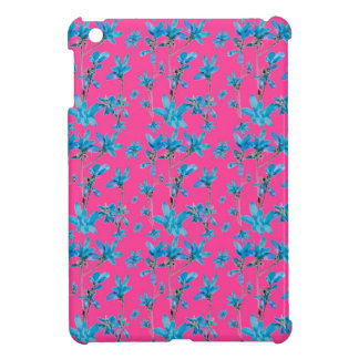 Floral Collage Revival iPad Mini Cover