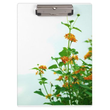 anakondasp floral collection clipboard