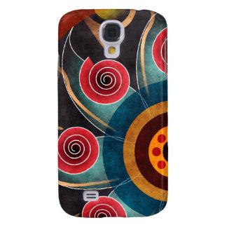 Floral Color Vector Art HTC Vivid Samsung Galaxy S4 Covers