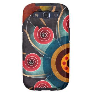Floral Color Vector Art Samsung Galaxy S3 Galaxy S3 Cover