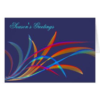 Floral Composition Card