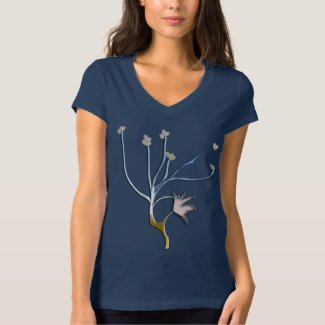 Floral Composition T-Shirt