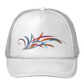 Floral Composition Trucker Hat