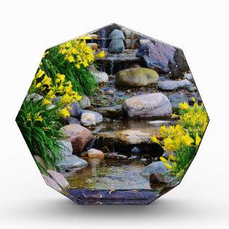 Floral Creek Acrylic Award