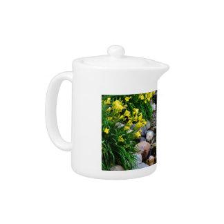 Floral Creek Teapot