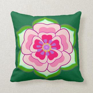 floral cushion,girl´s room decor throw pillow